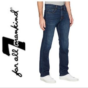 31 x 32 Mens 7 FAM Standard Button Fly Jeans